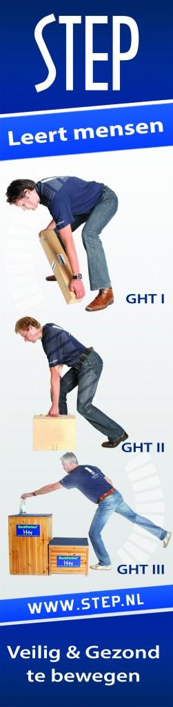 Prventie van fysieke klachten met veilig en gezond te bewegen