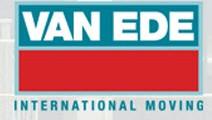 VAN EDE INTERNATIONAL MOVING LOGO