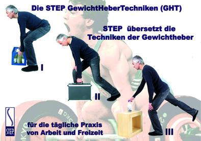 tillen, tiltraining, ruckenschmerzen GewichtHeberTechniken
